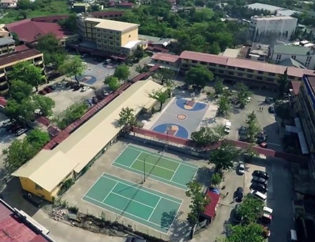 Aerial view of Lyceum Northwestern University