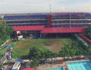 lyceum northwestern university main campus Aeriel view